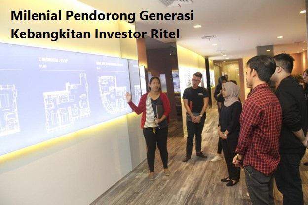 Milenial Pendorong Generasi Kebangkitan Investor Ritel