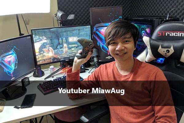 Youtuber MiawAug